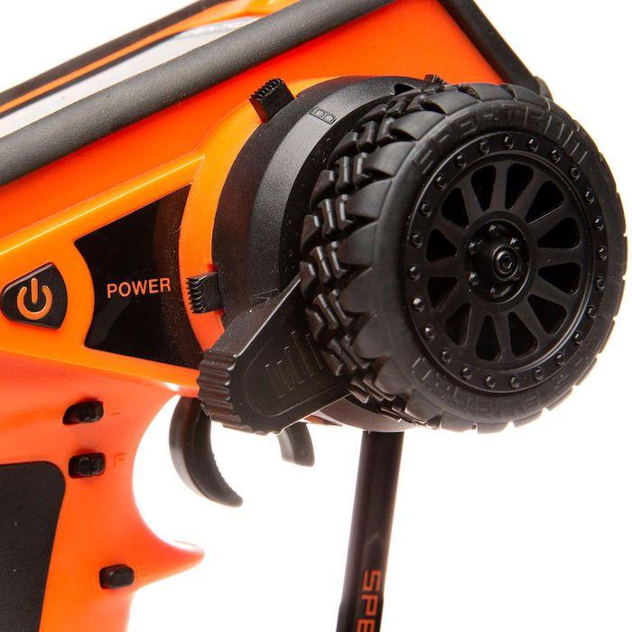 DX5 Rugged Orange