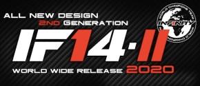 Infinity IF14-II Touring Car 1/10 nel 2020