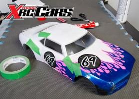 Modellismo RC: riparare la carrozzeria - Parte 2