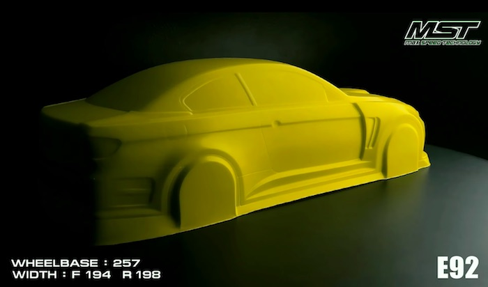 E92 Prototipo