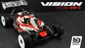 Bittydesign: Carrozzeria VISION SWorkz S35-3