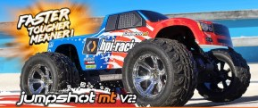 HPI Racing: Jumpshot V2 RTR Monster Truck