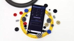 App Android: calcolatrice del rapporto di trasmissione LEGO