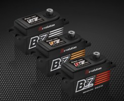 Power HD: B7 Revolution Pro HD low-profile servo