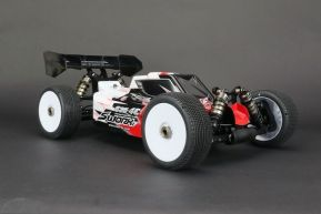SWorkz S35-4E kit: Buggy Brushless in scala 1/8