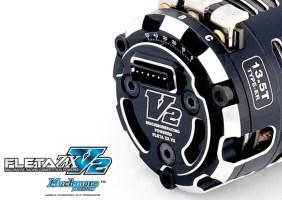 Muchmore: Fleta ZX V2 ER Spec con rotore MR-FZR21X