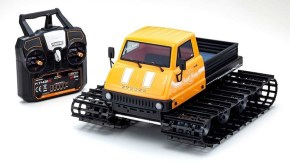 Kyosho: Trail King – 1/12 Scale EP Belt Vehicle Readyset