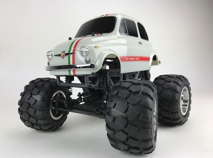 CEN- FIAT ABARTH 595 Q-Series - RTR 1