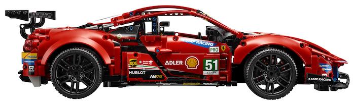 """Ferrari 488 GTE """"AF CORSE #51"""
