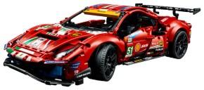 LEGO: Recensione della Ferrari 488 GTE AF CORSE #51