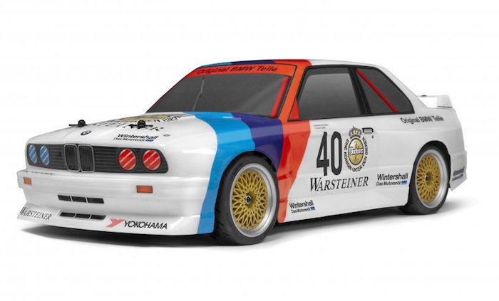 HPI- RS4 Sport 3 1987 Warsteiner BMW E30 1