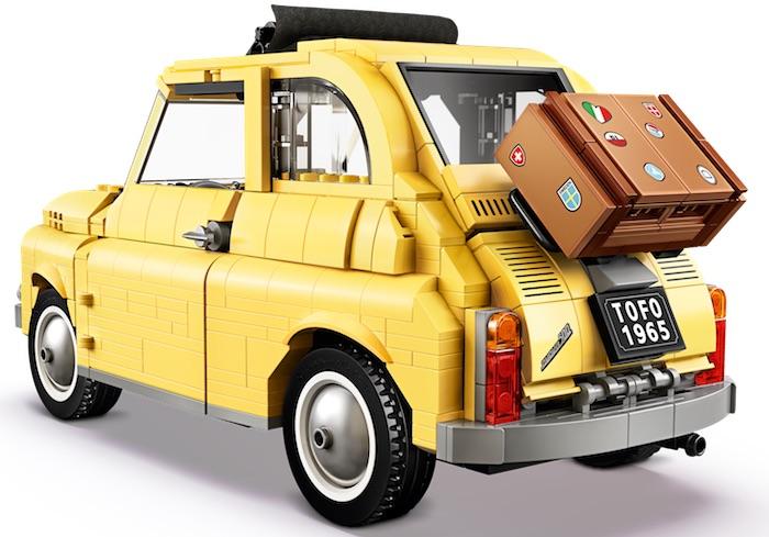 LEGO: la recensione della della Fiat 500!