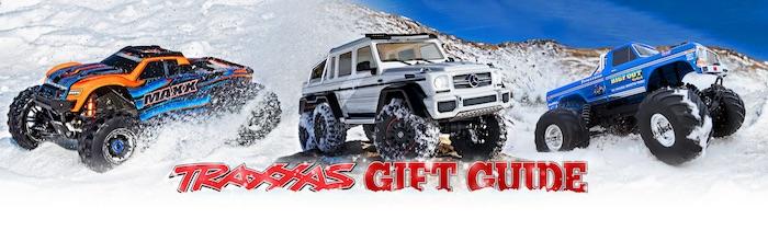 Traxxas gift guide : La lista dei regali per Natale!
