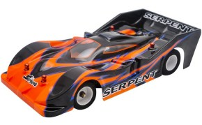 Serpent: S240 '21 40th Anniversary Edition - Pan car in scala 1/24