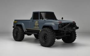 Carisma: Coyote 2.1 - Crawler 4WD RTR in scala 1/10