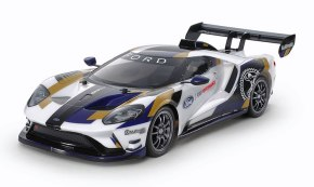 Tamiya: 2020 Ford GT Mk II in scala 1/10 (TT-02)