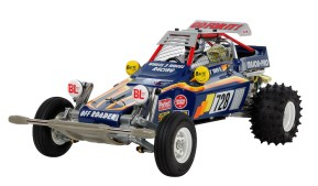 TAMIYA: Fighting Buggy 1984 - Retro modellismo