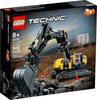 LEGO: Escavatore pesante (set Technic 42121)