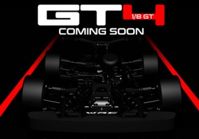 WRC Racing: nuovo telaio GT4 in scala 1/8