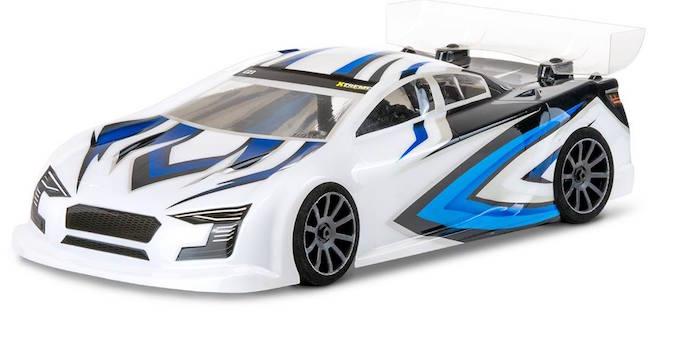 Xtreme Aerodynamics: Nuova carrozzeria CZ1
