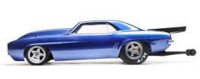 Losi: 1969 Ford Camaro 22S No Prep Drag Car - Video