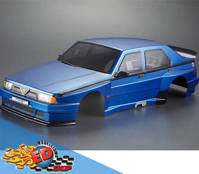 KillerBody: Carrozzeria Alfa Romeo 75 Turbo Evoluzione Blue