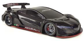 Mon-Tech Racing: Carrozzeria Akura GT3 in scala 1/10