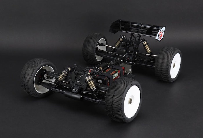 SWORKz S35-T2E 1 8 Pro Brushless Truggy Kit chassis