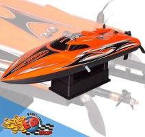 Joysway: Motoscafo Elettrico Offshore Lite Warrior V3