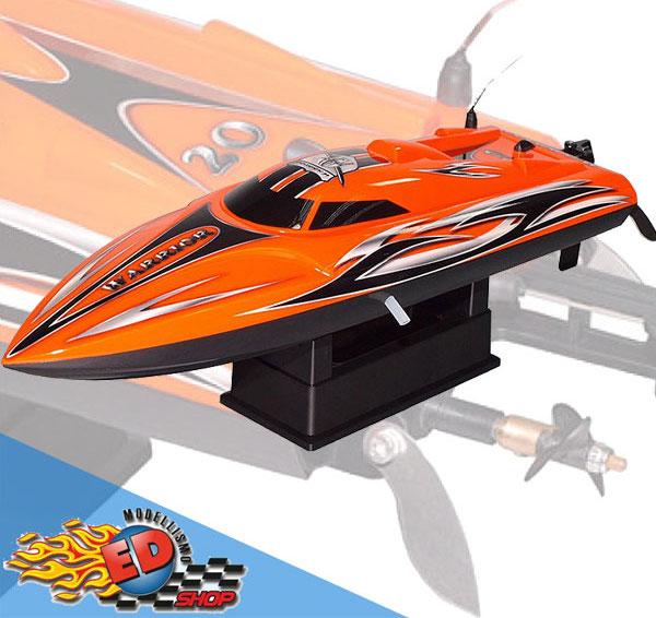 Joysway Motoscafo Elettrico Offshore Lite Warrior V3 2.4ghz RTR 3