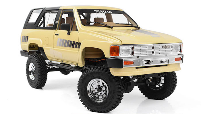 RC4WD: Trail Finder 2 1985 Toyota 4Runner RTR