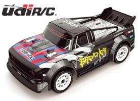 Schumacher: UDI RC - Drift Truck in scala 1/16