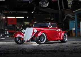 Traxxas: Factory Five Hot Rods