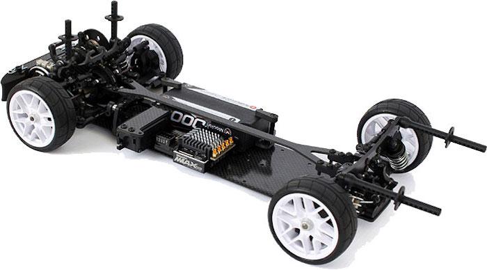 ARC R12FF Touring Car kit 2WD trazione anteriore chassis