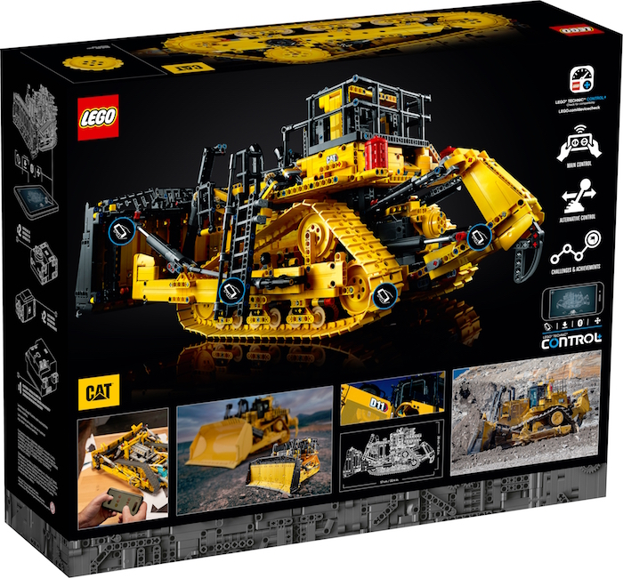 LEGO: Bulldozer Cat D11 Radiocomandato - 42131