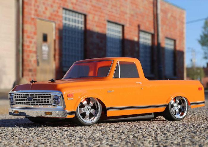 LOSI: V100 Chevy 1972 C10 Truck