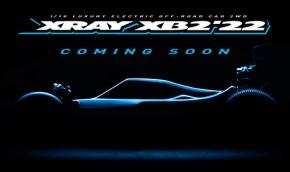 Xray: XB2'22 Racing Buggy 2WD in scala 1/10