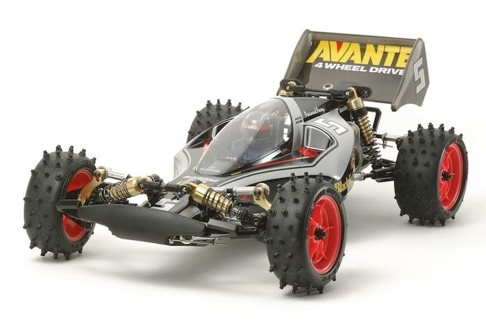 Tamiya Re-Release Avante Black Special