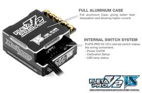 Muchmore: 1S Fleta Pro V2 ESC for 1/12 RC cars