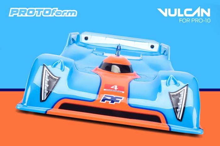 Vulcan Wide Pro10