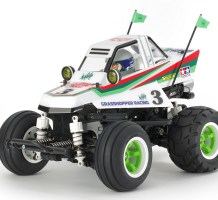 Tamiya Comical Grasshopper 1/10 Scale out in November