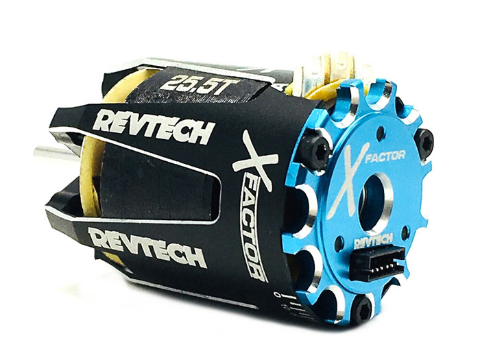 X-Factor Spec brushless
