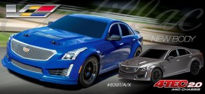 Cadillac CTS-V Bodies for Traxxas 4-Tec 2.0