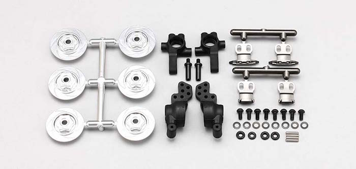 Brake Disk and Caliper Set