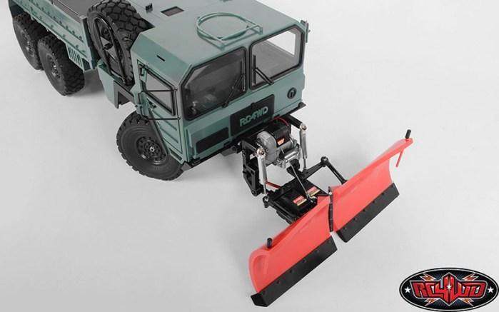 Blade Snow Plow Mounting Kit
