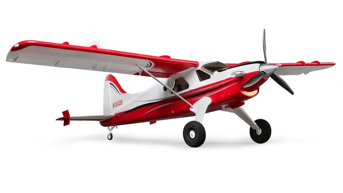 Flyzone Dhc 2t Turbo Beaver 1 5m Hobbymedia