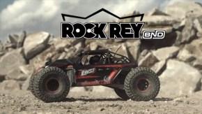 Losi: Bind-N-Drive Rock Rey 1/10 scale Rock Racer