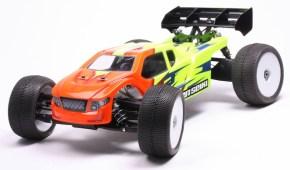 Mugen: MBX8T & MBX8TE 1/8 Nitro & Electric Truggy