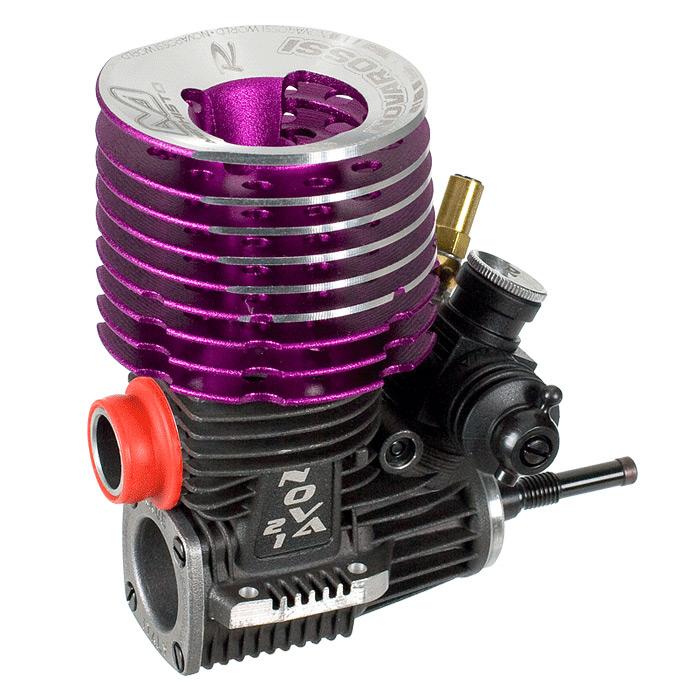 Novarossi Mephisto 21 4 Ports off-road Engine - Hobbymedia