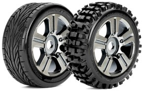ROAPEX Trigger and Rhythm 1/8th scale Tires